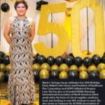 Mabel Turtogo Sacay's 50th Birthday Anniversary Celebration