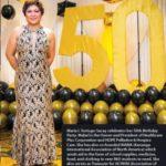 Mabel Turtogo Sacay's 50th Birthday Anniversary Celebration