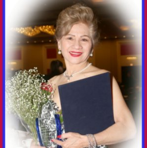 Congratulations to OUR VERY OWN Awardee: LOURDES CORVO LIVAS, a Humanitarian and Philanthropist