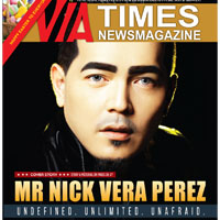 Nick Vera Perez The Name to Watch Out Via Times News Magazine Cover March 2018