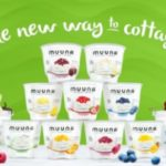 Muuna® Expands its Line of High-Protein, Uniquely Creamy Cottage Cheese with Single-Serve Black Cherry, Raspberry and Vanilla Flavors