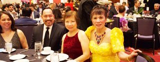 Lourdes Mon & her special guests at the Asian American Coalition of Chicago