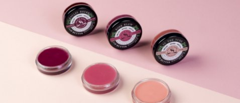 Introducing The New Sheer Lip Butters From Soap & Paper Factory