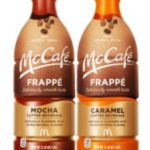 McCafé Frappé introduces multi-serve RTD bottles