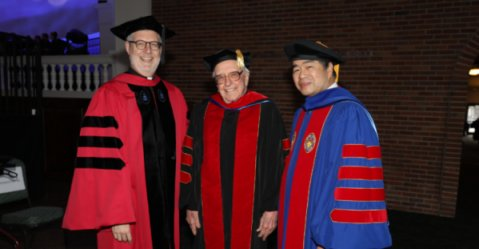 The Inauguration of A. Gabriel Esteban, Ph.D. as the 12th president of DePaul University