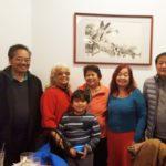 Going-away Dinner Party in Honor of Mar & Bella Dureza