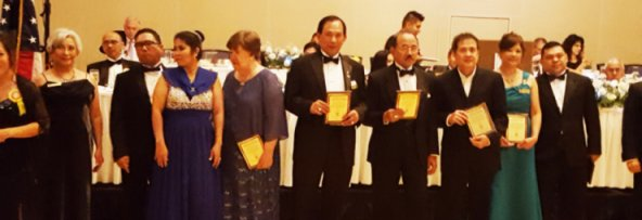 Philippine Engineers & Scientists Organization (PESO) 44th Anniversary Gala & Induction of Officers