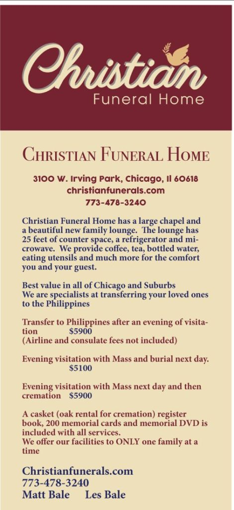 Christian Funeral Homes