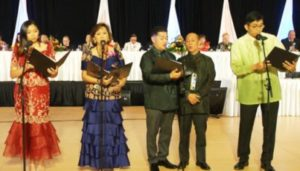 Performers at The 25th Annual Chicago Filipino Asian American Hall of Fame