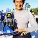 Arnold P. Martinez, World Champ and 1st World Title in Jet Ski Sports