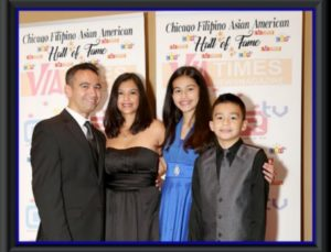 CFAA Hall of Fame Red Carpet