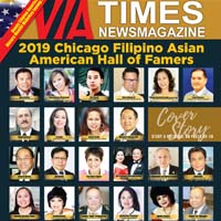 The 2019 Chicago Filipino Asian American Hall of Fame Recipients