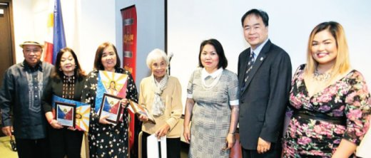 2019 FAHM Kick-off Ceremony Honors Filipina Visionaries