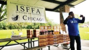 ISFFA (International Society of Filipinos in Finance & Accounting) Picnic at Irene C. Hernandez Family Grove in Chicago