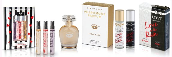 Attract Your Soulmate with Eye of Love Pheromone Perfume
