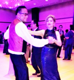 The Dancing-est Couples at the PMAC Inaugural Ball