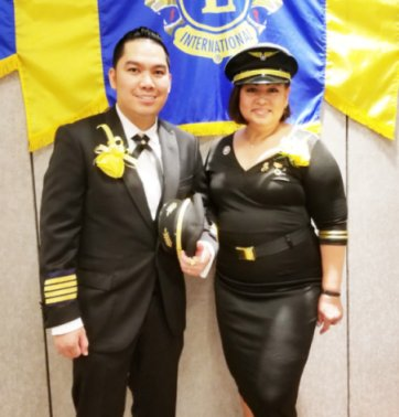 One World Centennial Lions Club 1st Year Anniversary & Induction of New Officers & Members Theme: Come Fly With Me! Hilton Chicago/Northbrook – July 31, 2018