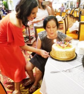 85th Birthday Celebration in Honor of Nelly Palomar Weise September 1, 2018- Phoenix Restaurant Chinatown