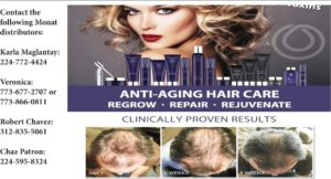 Anti Aging Hair Care