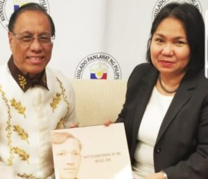 Philippine Consulate General and Knights of Rizal Chicago Welcome Supreme Kor Commander and CA Justice Elihu A. Ybanez