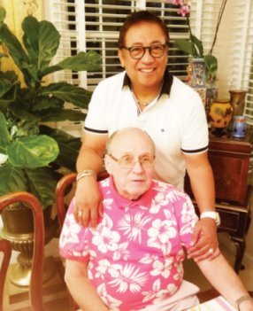 Intimate House Party Hosted by Dan Gawat at Hawthorne Woods Home in Honor of September Birthday Celebrant Flor Kramer