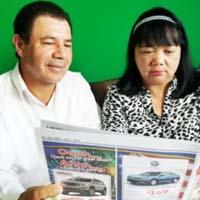 Jhon Acevedo & Marie Acevedo
