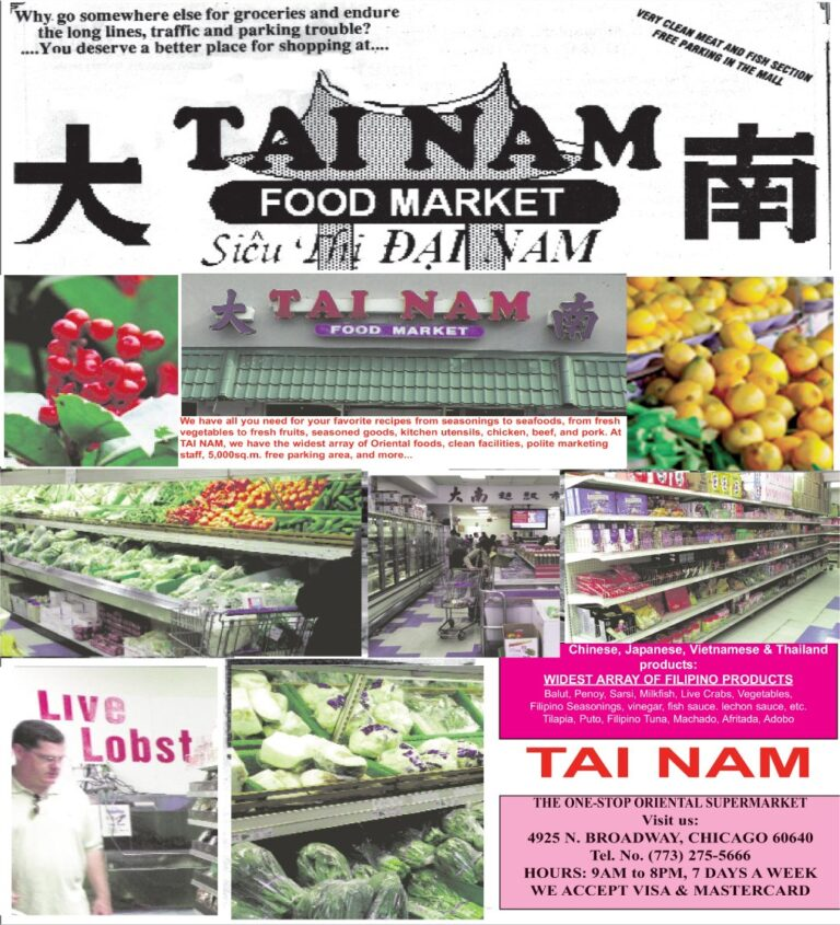Tai Nam Food Market