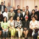 Christian Fellowship in Honor of Commissioner (Pastor) Herman Martir, President's Advisory on Asian Americans and Pacific Islanders