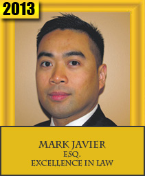MARK JAVIER, ESQ. EXCELLENCE IN LAW