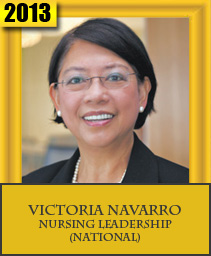 VICTORIA NAVARRO NURSING LEADERSHIP (NATIONAL)