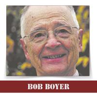 By: Bob Boyer