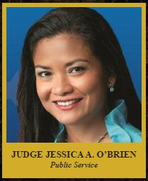 JUDGE JESSICA A. O'BRIEN  Public Service