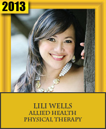 DR. LILI WELLS ALLIED HEALTH – PHYSICAL THERAPY