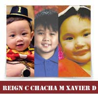 By: Reign C ChaCha M Xavier D