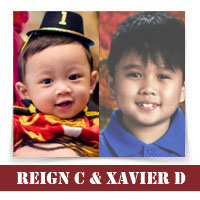 By: Reign C Xavier D