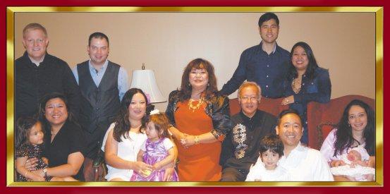 RUPERT MAYUGA, M.D. & FAMILY MODEL FAMILY