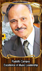 Rudolfo Campos Excellence in Music Leadership
