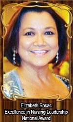 Elizabeth Rosas Excellence in Nursing Leadership National Award
