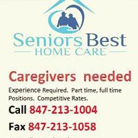 SENIORS BEST HOME CARE